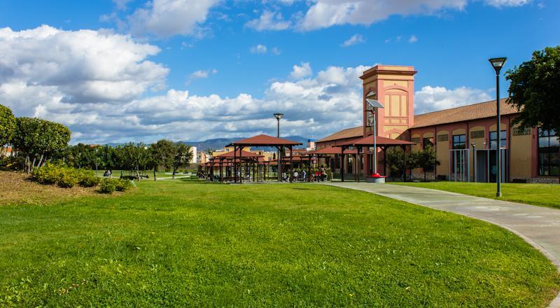 Parco Ex Vetreria di Pirri