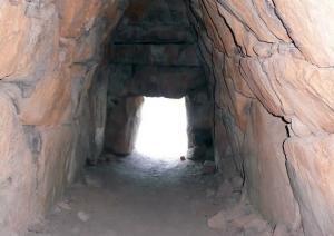 Is Concias - interno camera funeraria