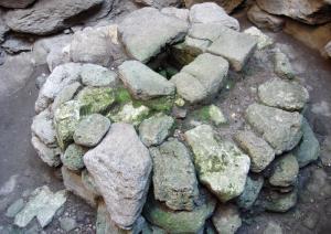 Nuraghe Santu Antine - pozzo
