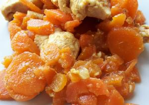 Ricetta Bocconcini di pollo con carote e vermentino di Sardegna