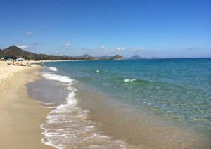Spiaggia Cala Sinzias