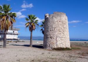 Torre di Mezza Spiaggia o Torre Spagnola