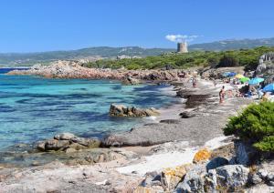 Spiaggia di Torre Vignola - San Silverio