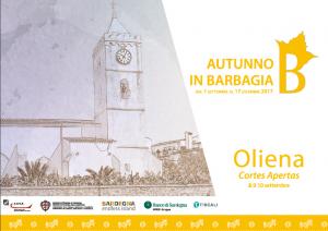 Autunno in Barbagia 2020 a Oliena, programma