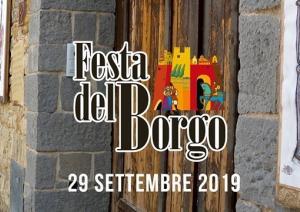 Sanluri, Festa del Borgo 2019