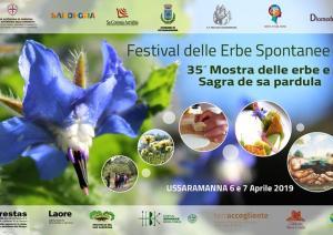Festival delle Erbe e Sagra de sa Pardula 2019 a Ussaramanna, programma del 6 e 7 aprile