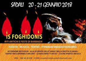 Is Foghidonis - Riti antichi e feste di Barbagia