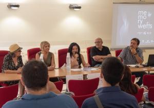 Presentazione dello spettacolo Istos a Mogoro, con repliche in Inghilterra e Germania