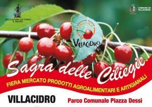 Sagra delle Ciliegie 2019 a Villacidro, il programma 8 e 9 Giugno