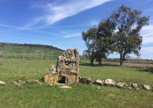 Tomba Dei Giganti Cuaddu'e Nixias