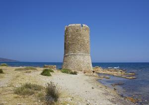 Torre di San Giovanni - La Caletta