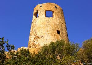 Torre di San Gemiliano o Taratasciàr - Arbatax