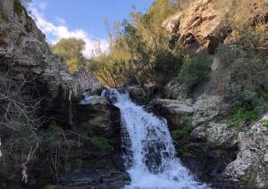 Cascate su Caddaxiou - Vallermosa