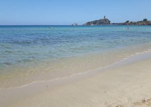 La spiaggia di Nora