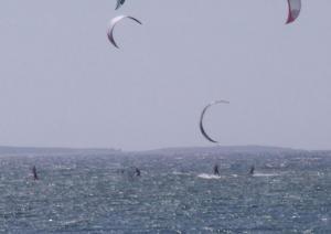 Portu Suedda e Mal di Ventre sullo sfondo