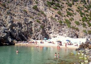 Cala Domestica - seconda spiaggia