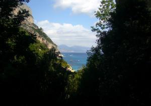 Cala Goloritzé - Foto dal Sentiero