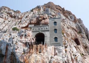 Masua - Porto Flavia