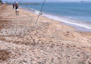 Lido di Capoterra - pescatori