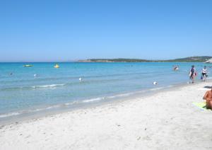 Porto Pino - spiaggia