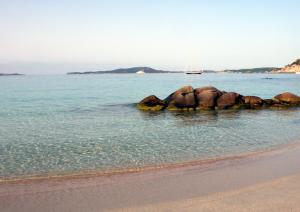 Punta molentis - spiaggia