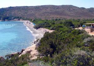 Riu Trottu - Spiaggia