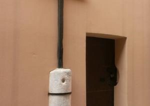 croce lato sinistro