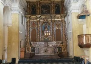 Chiesa Santa Chiara - Interno