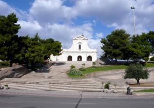 Chiesa di Bonaria - scalinata