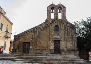Chiesa di San Pietro - Villamar