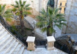 Bastione di Saint Remy - scalinata