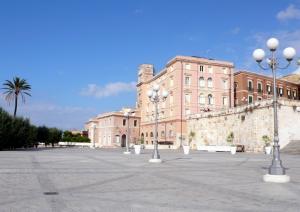 Bastione di Saint Remy - piazza
