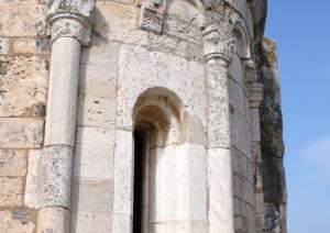 Chiesa di San Platano - abside