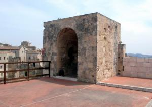 Torre dell'Elefante - terrazza