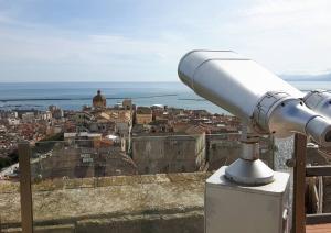 Vista dalla torre di San Pancrazio